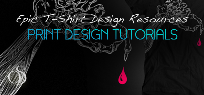 40+ Epic T-Shirt Design Tutorials