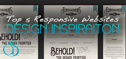 Top 5 Responsive Website Designs on the Web