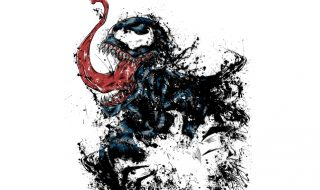 epic-threadless-spiderman-venom-shirt-illustration