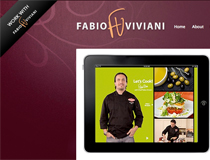 Fabio Viviani from Bravo TV's Top Chef