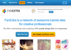 Get a FREE 3 month membership to FanExtra (Access to over 1300 exclusive, high quality resources)