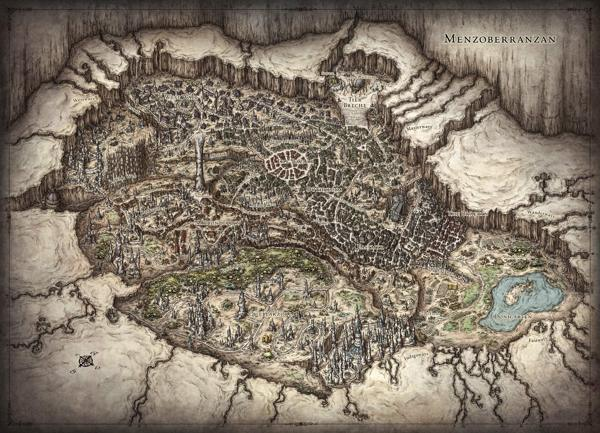 Fantasy Map Template Some Awesome Fantasy Maps
