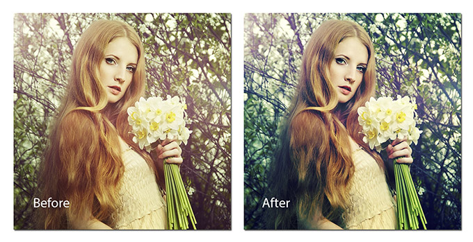 Color Fantasy Lightroom Preset