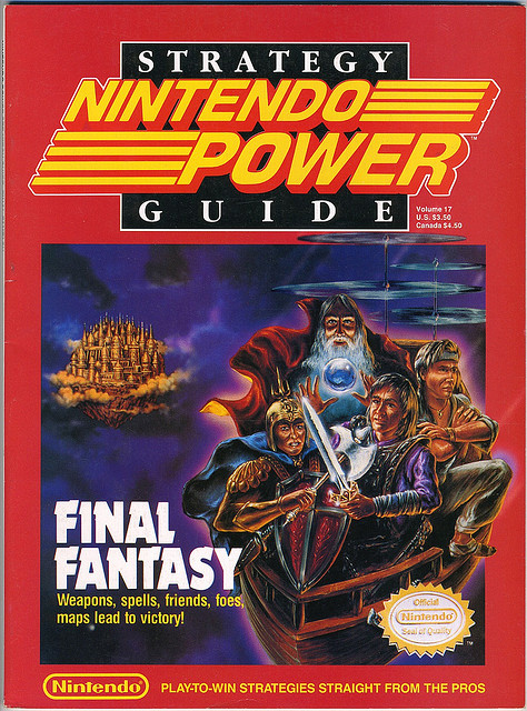 Final Fantasy Guide
