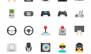 flat-gaming-icons-preview