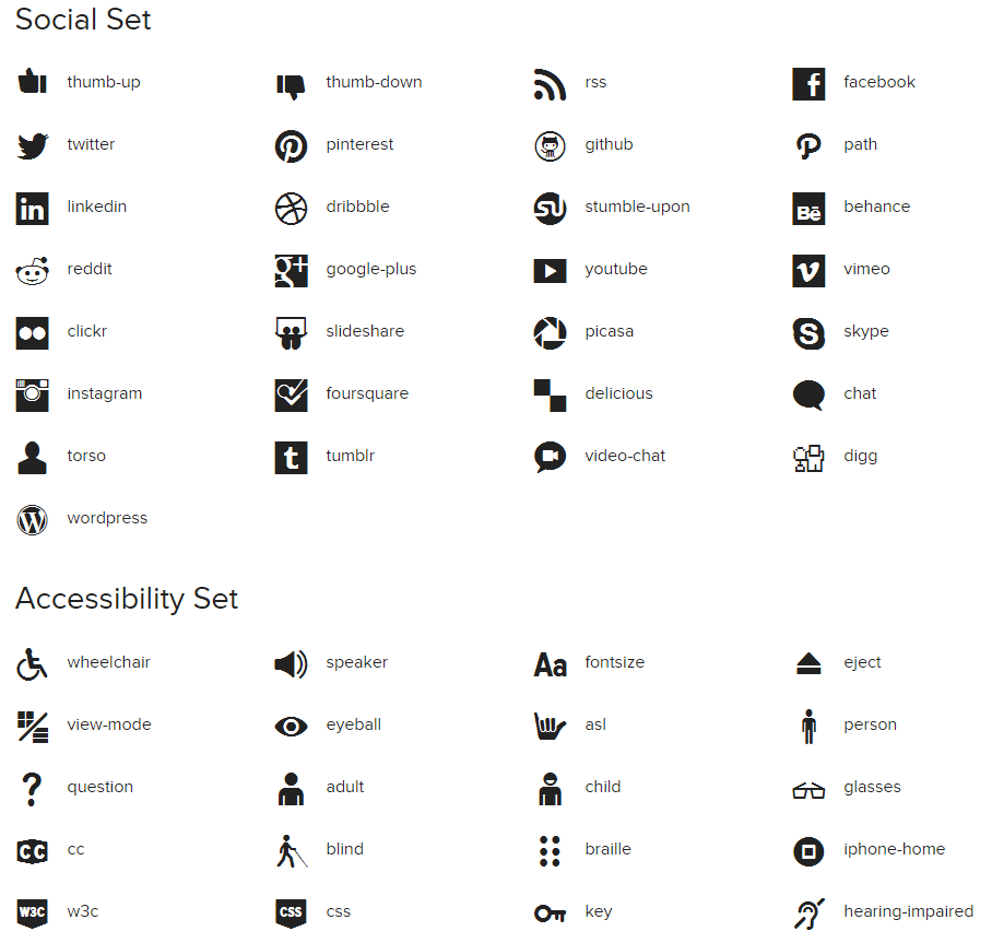 foundation-icons-font