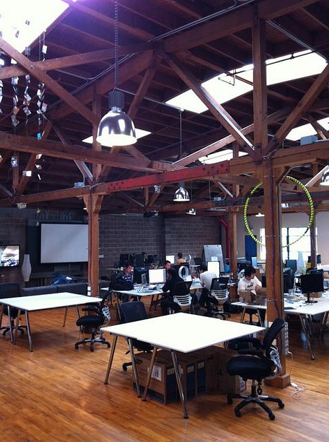 The Top 5 Innovative Foursquare Office Designs