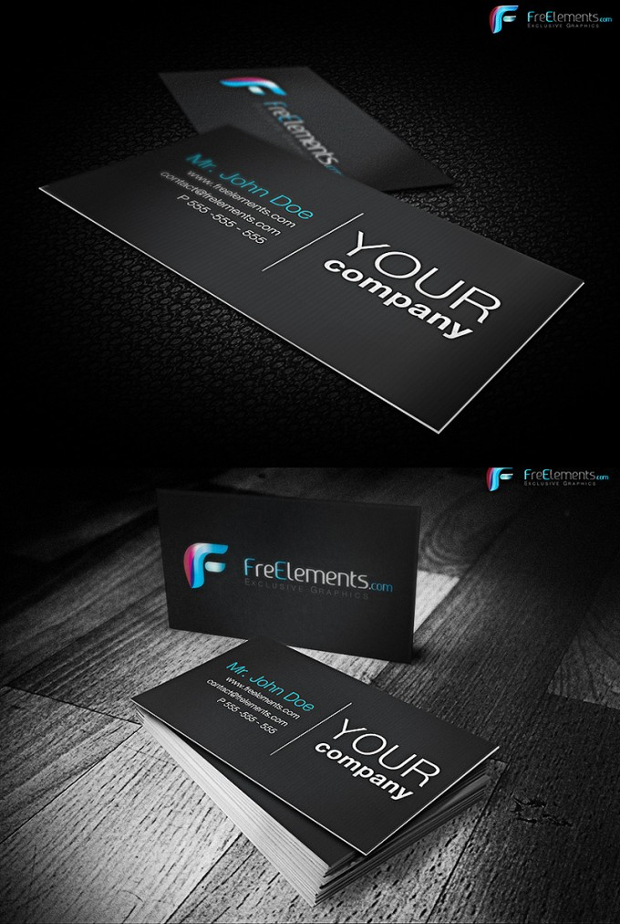 50 epic psd business card template files what was your favorite business card template friedricerecipe Gallery