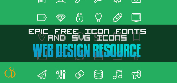 25+ Best Free Icon Fonts
