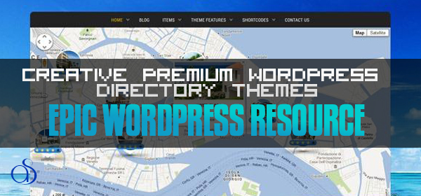 25 Cool and Creative Premium WordPress Directory Themes