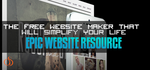 The Free Website Maker That Will Simplify Your Life