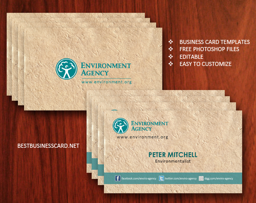 40 best free business card templates in psd file format free modern business card iii flashek Gallery