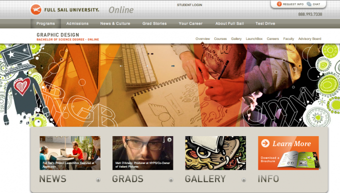 online master degree programs in creative writing