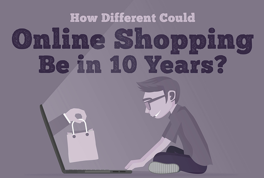 How Different Will Online Shopping Be In 10 Years? [INFOGRAPHIC]