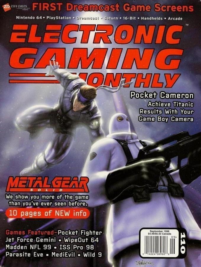 80+ Nostalgic & Epic Video Game Magazine Cover Art & Vintage