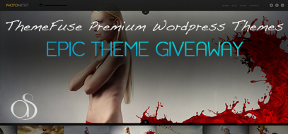 Epic Giveaway – 3 premium WordPress themes from ThemeFuse