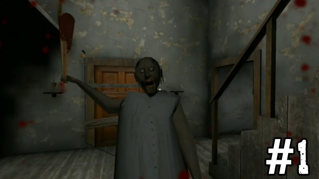 granny-horror-game-android