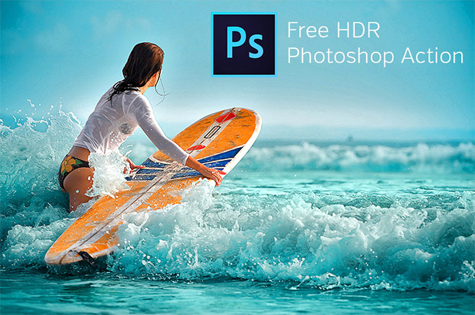 Best Free Photoshop Actions
