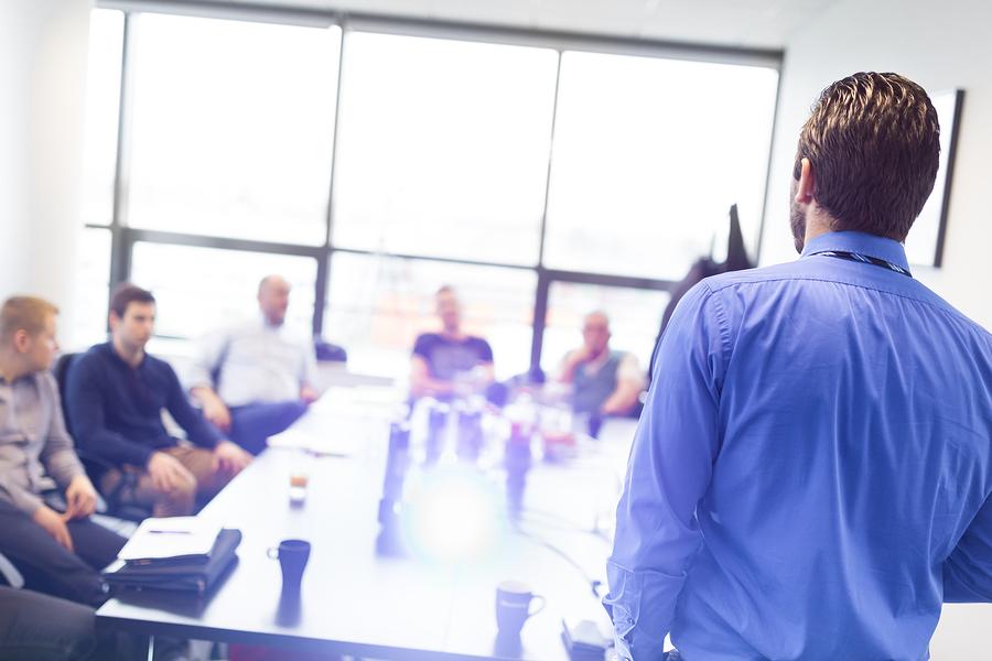 he Big Business Enterprise Gain of Staff Training 1