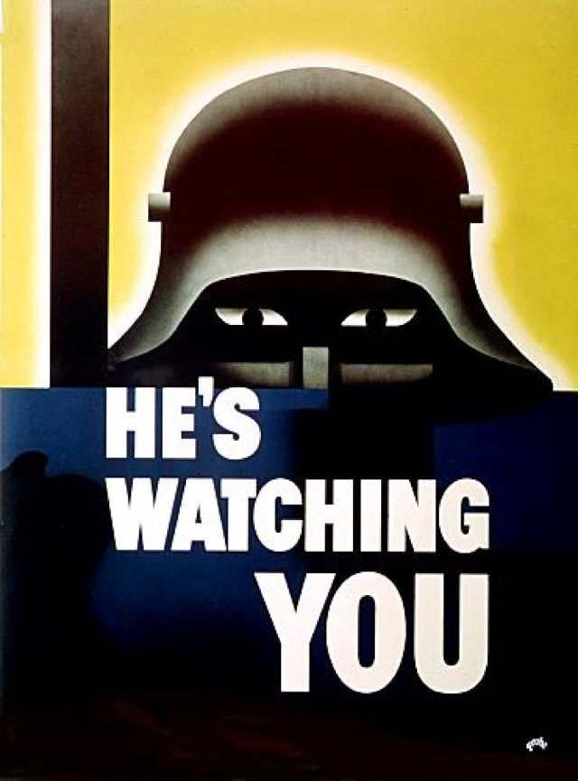 30+ Vintage & Modern War Propaganda Posters