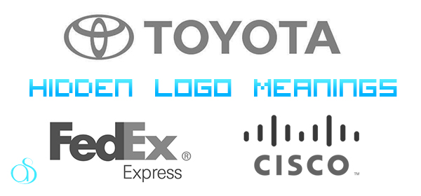 Think You Know Them All? The Hidden Meaning In Logos