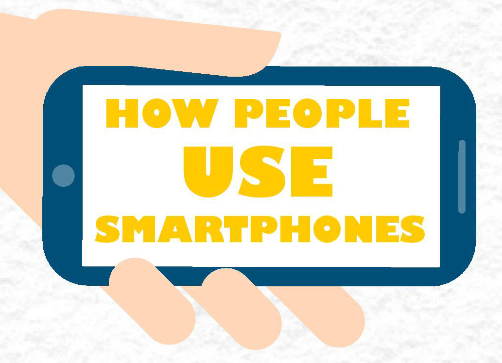 How People Use Smartphones
