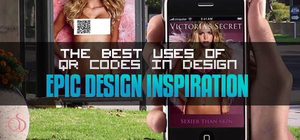 The Best Uses Of QR Codes In Design