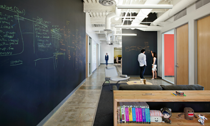 Six reasons shared workspaces are cool for freelancers Collaborative workspace design