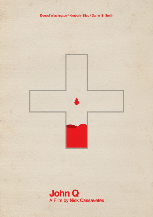 80 Epic Alternative Minimal Movie Posters