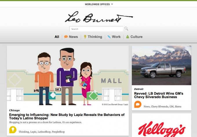 leo burnett company overview Leo burnett's wiki: leo burnett (october 21, 1891 – june 7, 1971) was an american advertising executive and the founder of leo burnett company, inc he was.