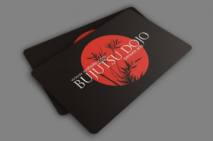 A Free Business Card Design ...  Club Card Design