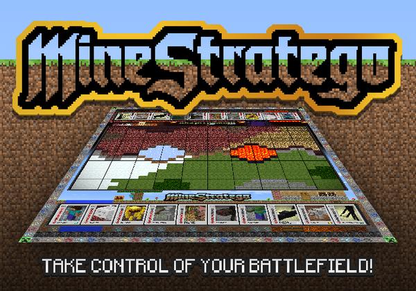 interesting minecraft board game - photo #1