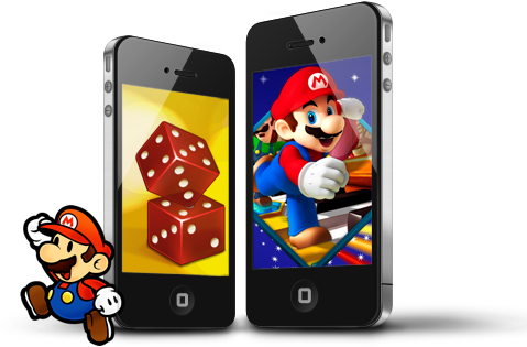 mobile-game-development-india-mario