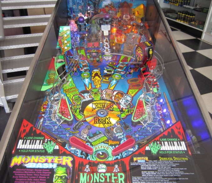20 epic pinball machines