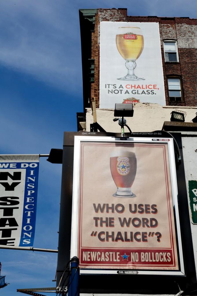 100 billboards:
