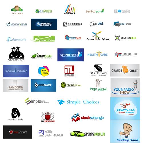 Photography Logo Psd