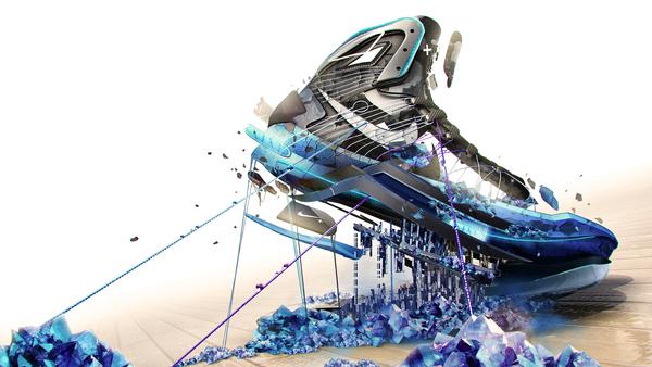 60 Cool Shoes Art