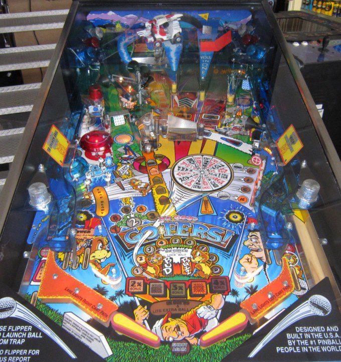 20 Epic Pinball Machines