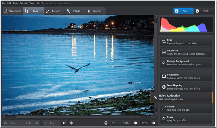 noise-reduction-tool-photoworks