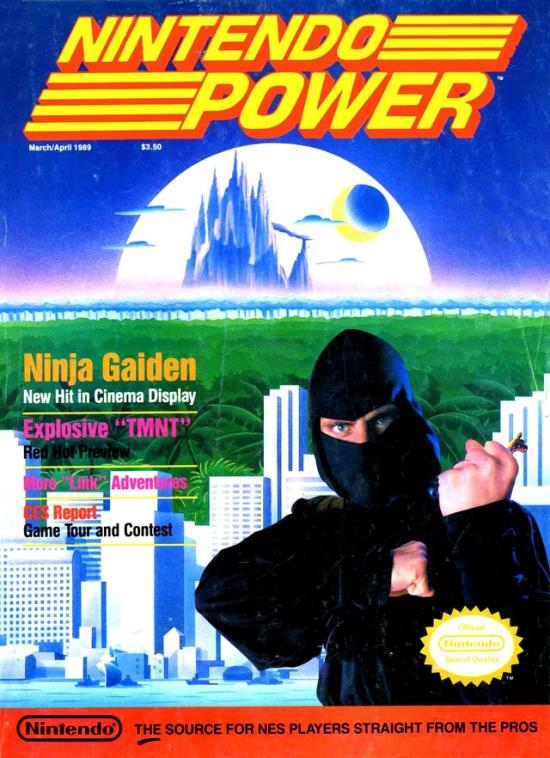 60+ Best Nintendo Power Magazine Covers