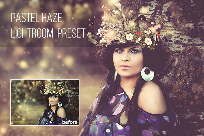 Pastel Haze Lightroom Preset