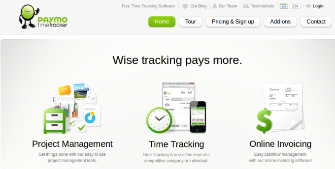 Best Globally Renowned Online Time Tracking Software Tools - Best time tracking and invoicing app