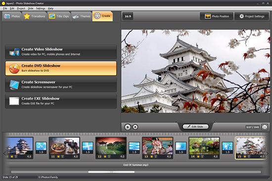 Free slideshow maker free download.