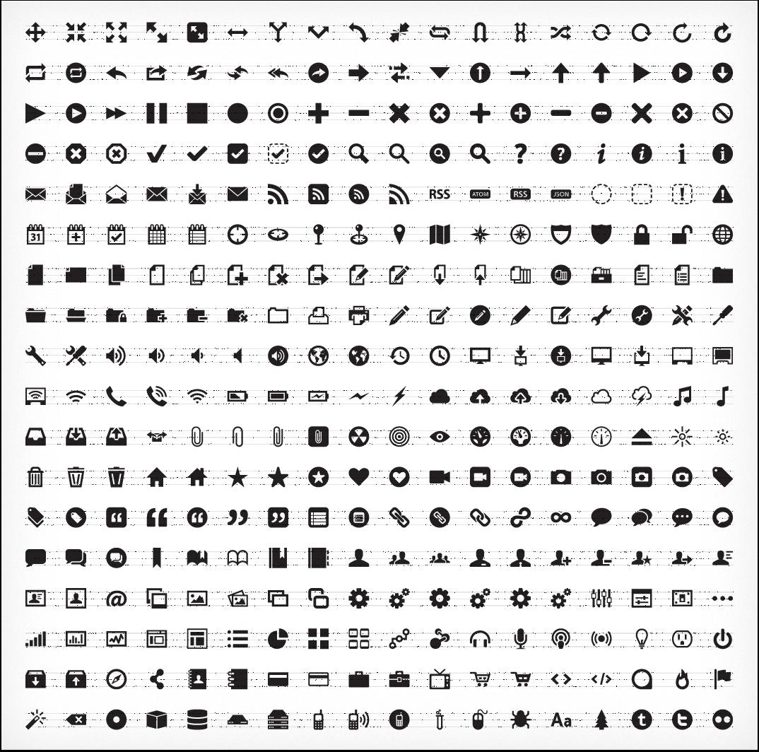 pictos-icon-font