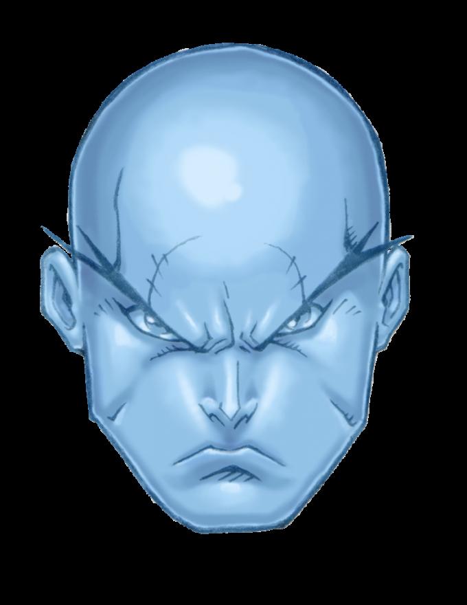 Professor X from X-Men First  X Men Evolution Professor X