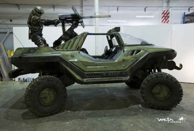 Real Life Halo Vehicles: 20+ Best Video Game Cars In Real Life