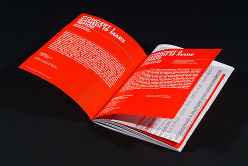 print design inspiration of creative brochures booklets and catalogs