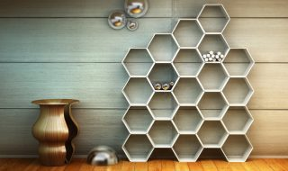 shelf-geometric-industrial-design