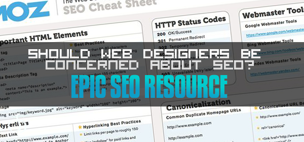 Should Web Designers Be Concerned About SEO?