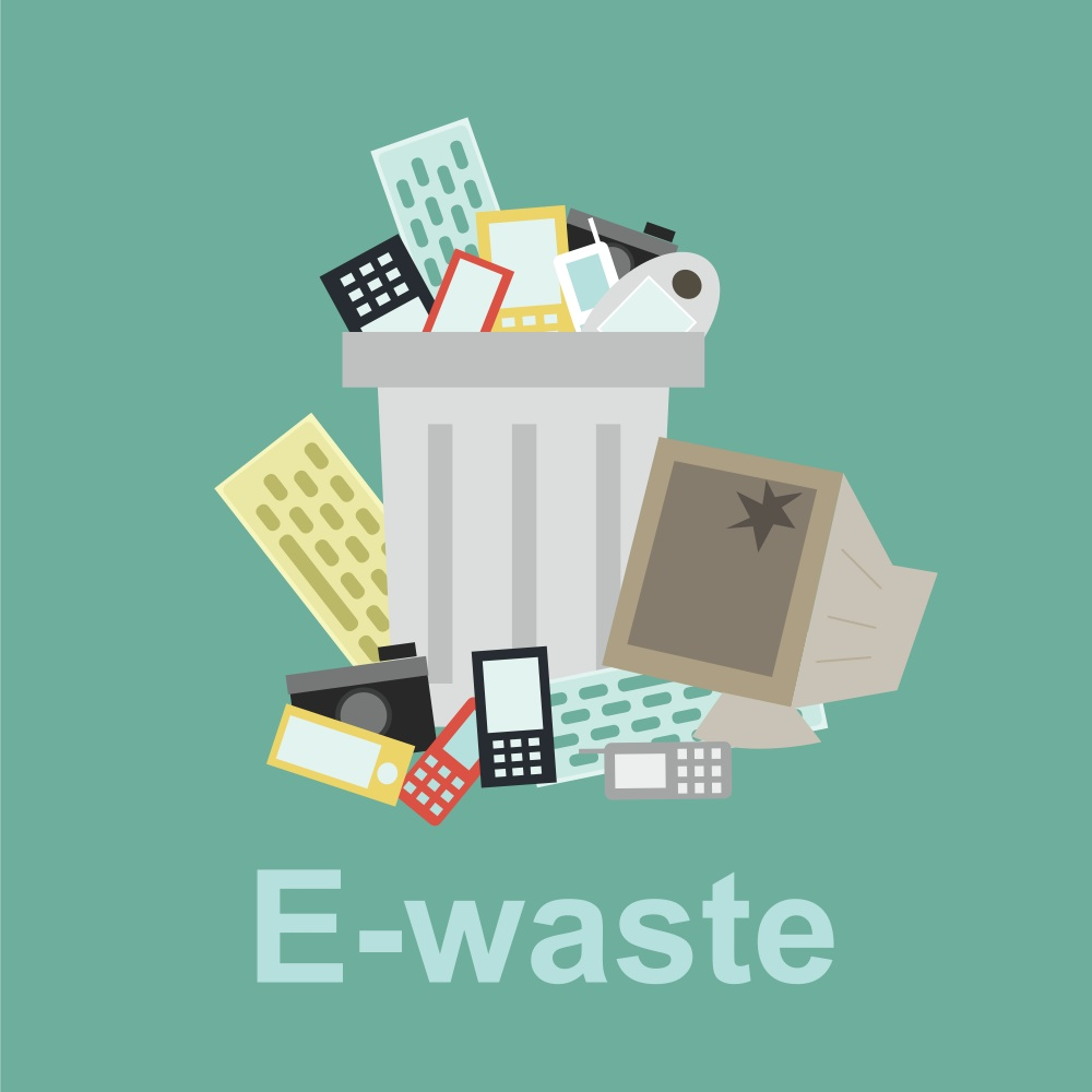 6 Ways to Reduce Your Company's E-Waste
